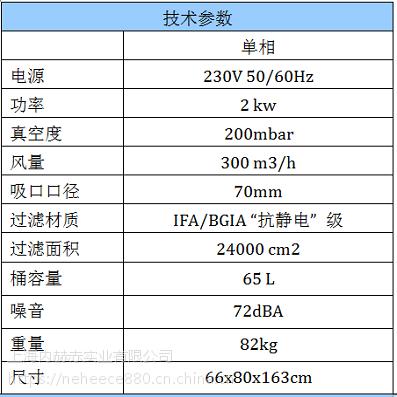 固体粉尘防爆吸尘器ECOBULL Z22 ATEX II3D制造厂车间用工业除尘设备意柯西品牌