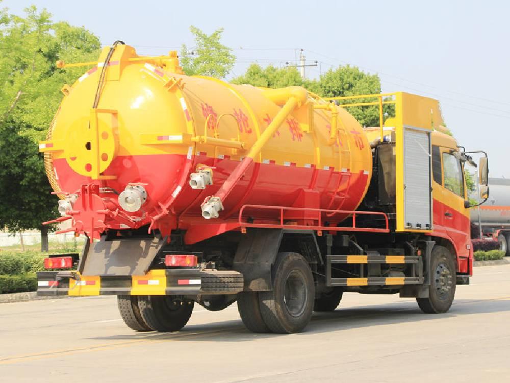 杭州6吨吸污车销售价格 吸污车销售点