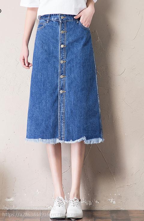 便宜牛仔短裤短裙批发夏季热销新款女士半身裙清货5元批发