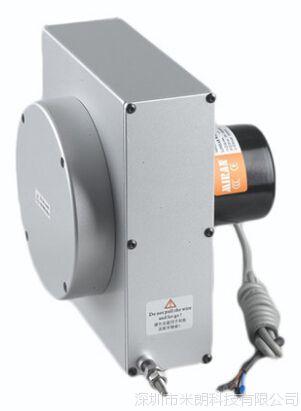 MIRAN米朗MPS-S-500mm-V拉线式拉绳位移传感器 0-5V或10V电压输出