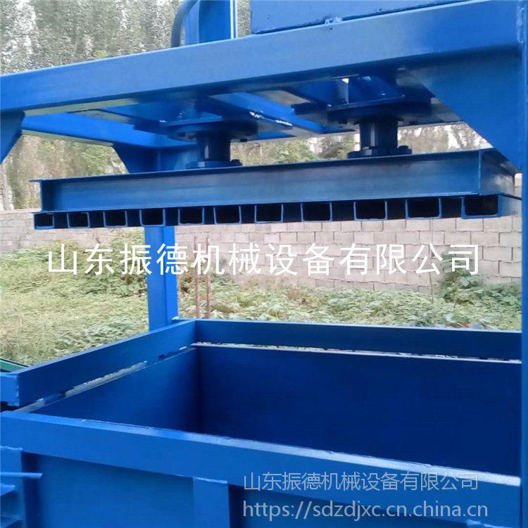 20吨打包机 金属废品液压机 易拉罐棉花压缩打包机 振德畅销
