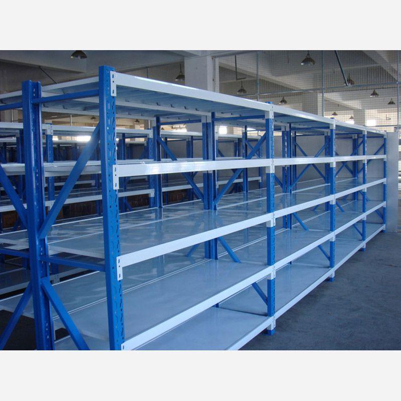 轻型仓储货架,优质冷轧钢材质,杭州立野专业品质非标定制,含16%增值税发票