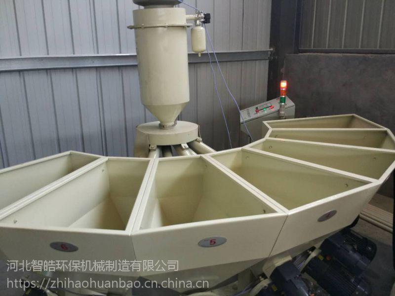 智皓PVC小料自动配料系统,打造数字化智慧工厂