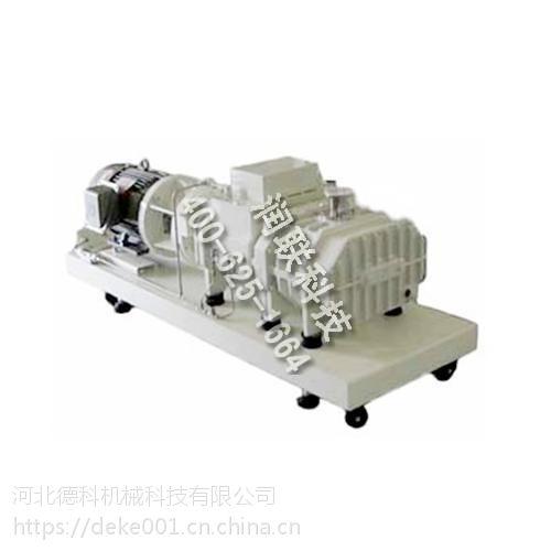 大石桥干式螺杆真空泵 RSE80干式螺杆真空泵哪家专业