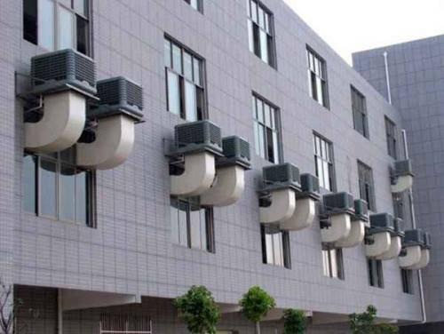 靖江车间水空调冷风机安装,品质高低价格
