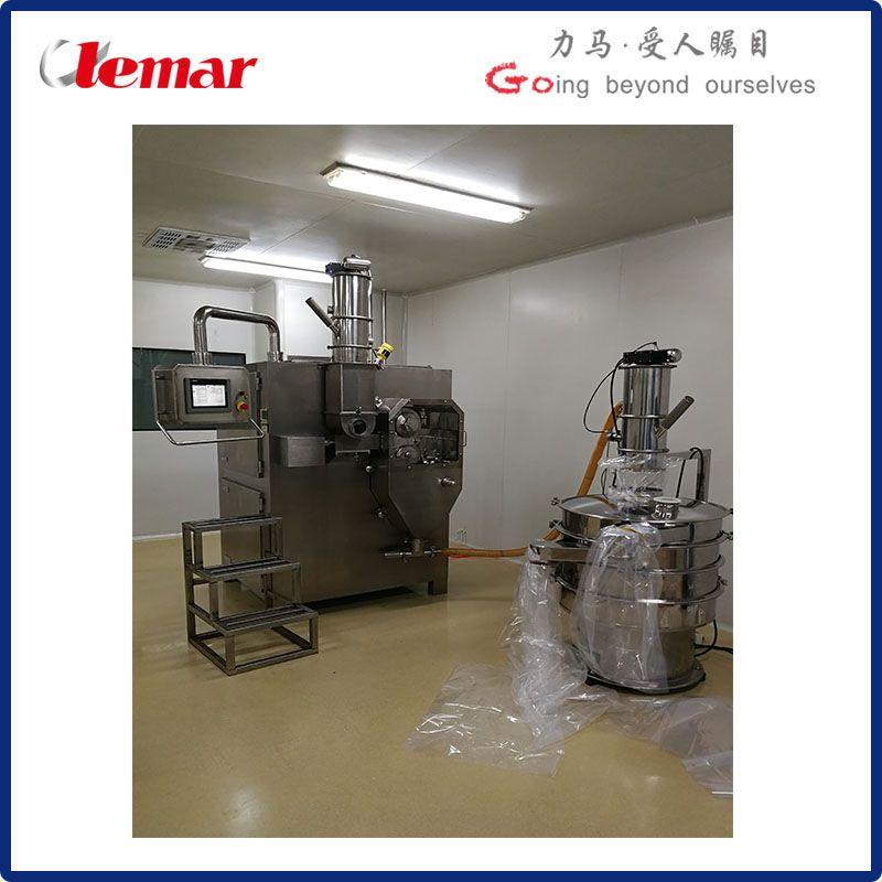 常州力马-动物饲料干法制粒机LG-100、LG-500干压制粒设备