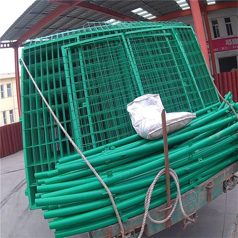 工地围栏网 护栏网价格 果园护栏网