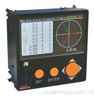 上海 厂家 安科瑞APMD710多功能网络智能电力仪表谐波监测
