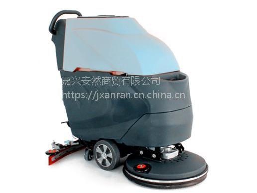 JC-65智能静音洗地机海盐工业洗地机厂家