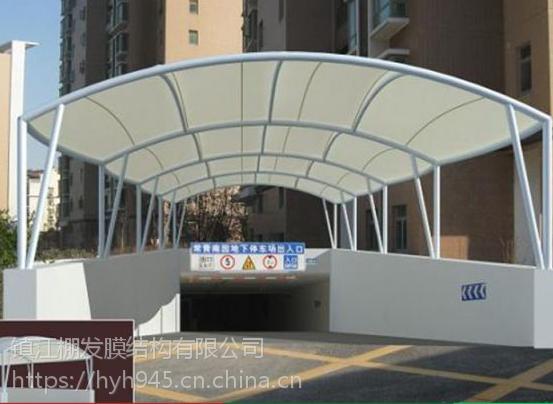 汕头膜结构收费站,珠海膜结构车棚安装加工