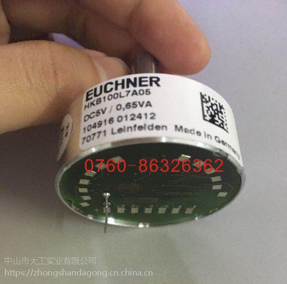 EUCHNER安士能电子手轮手持单元编码器HKB100L7A05