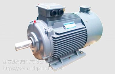 供应西安西玛电机YE2-90S-4 1.1KW 380V IP55高效率三相异步电动机