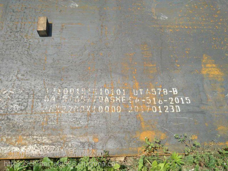 长期销售容器板Q345R热轧板材可切割定尺切割保材质
