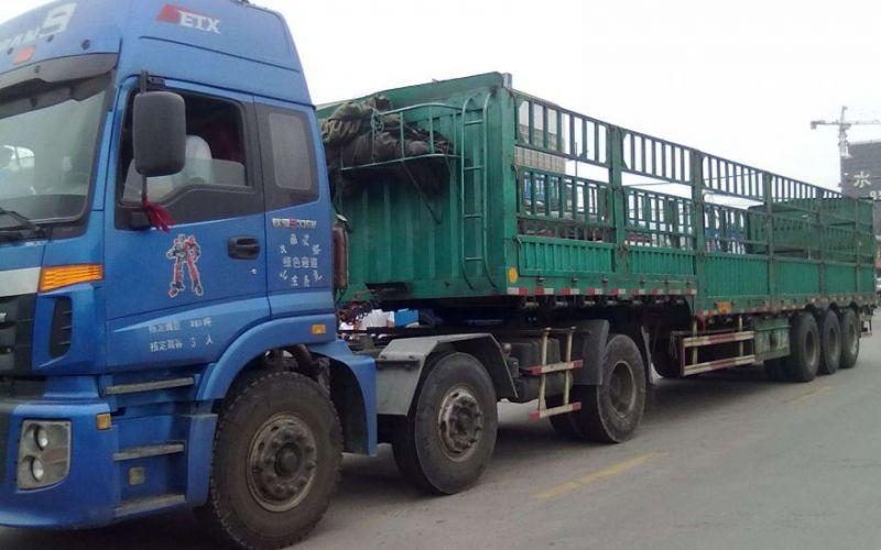 嘉兴到楚雄物流货车4.2米5.2米6.8米9.6米13米17.5米