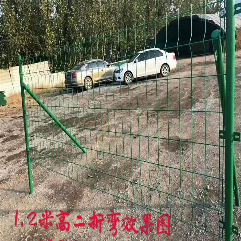 小区防护围网 高速公路护栏 别墅区围栏
