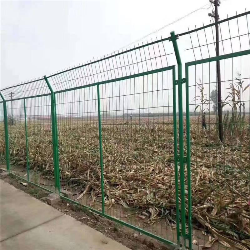 围墙护栏 道路护栏厂家 小区围网