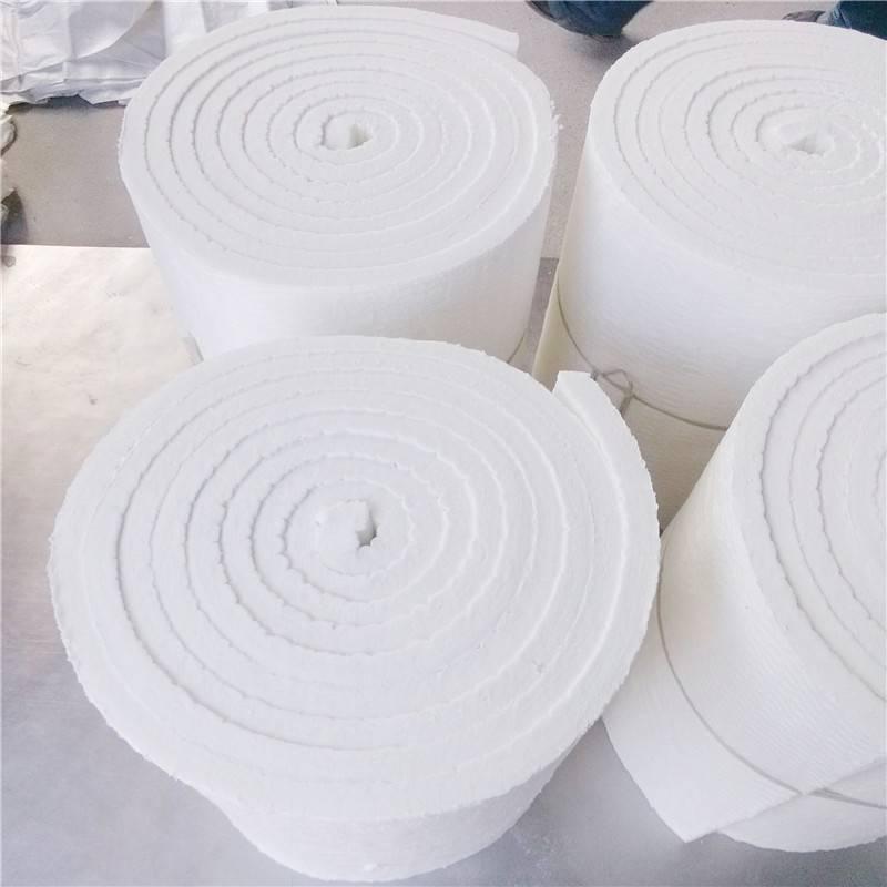 厂家硅酸铝管 环保硅酸铝纤维毯