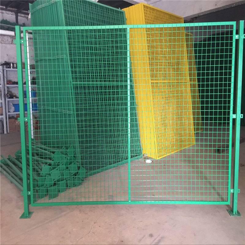铁丝网围栏 施工围栏批发 库房分隔网