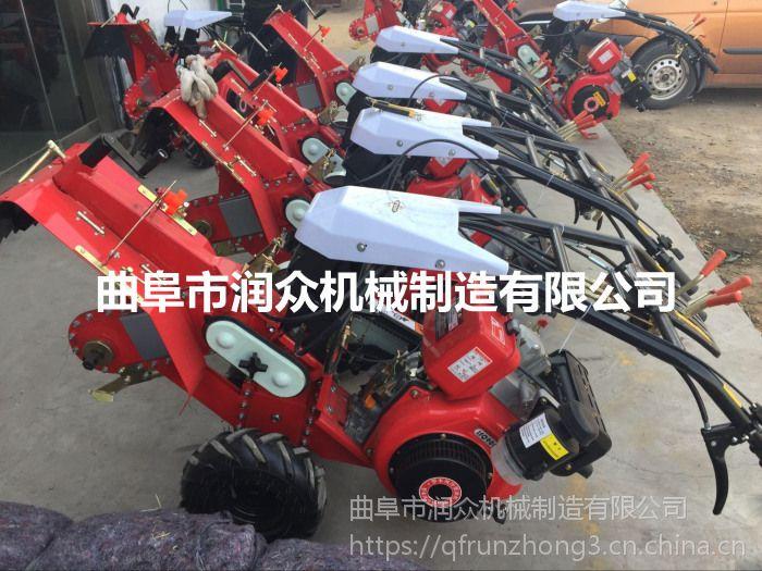 农用小型开沟机 种植培土机 田园管理机