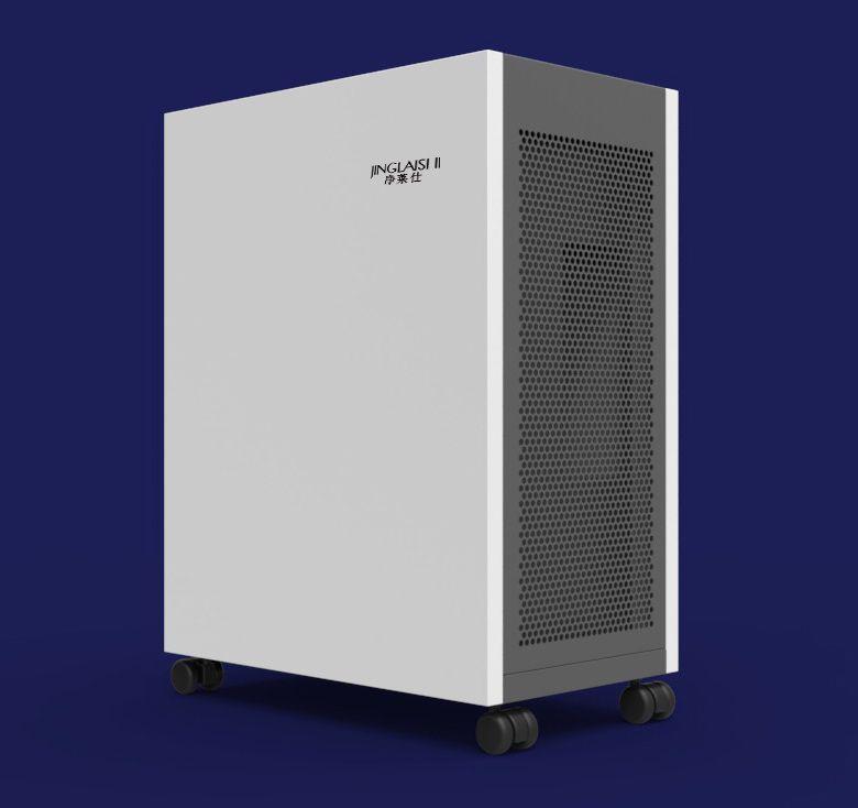 净莱仕空气净化器PM2.5除甲醛家用净化器KJ390G-JLS-X4