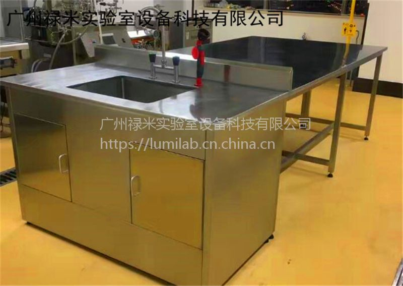 304不锈钢实验台厂家定制