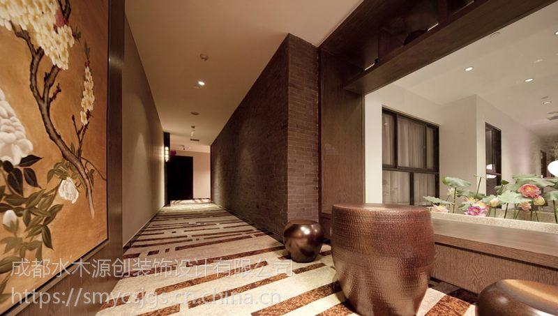 南充酒店设计公司——水木源创