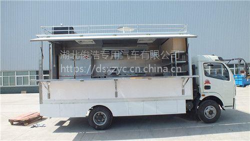 移动餐饮车,多功能餐饮车厂家直销专线15271321777