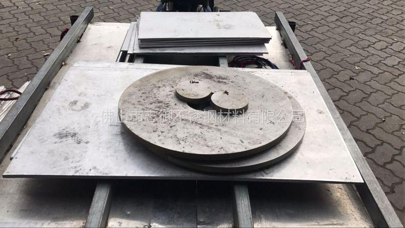 大岗316不锈钢工业板 耐腐蚀用不锈钢板