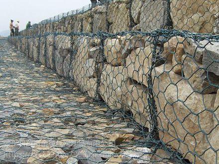 厂家生产堤坝防护石笼网箱、挡墙石笼网