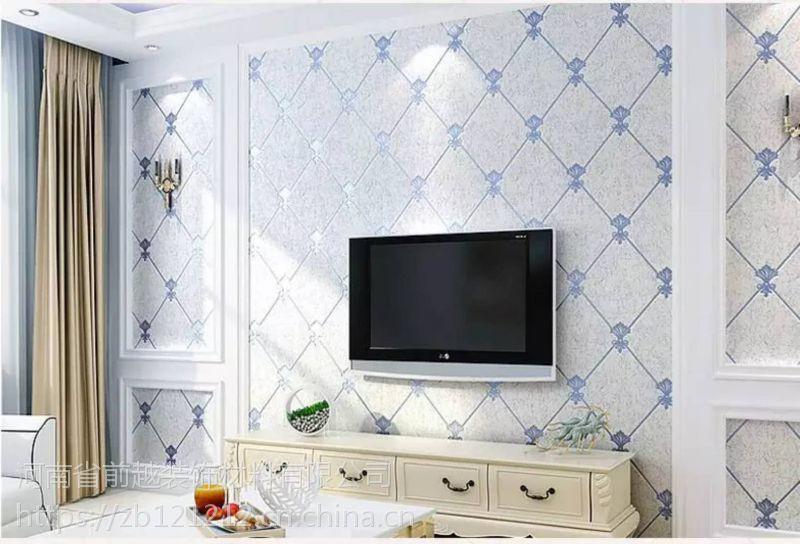 """""""安然""""欧式壁纸有哪些特点 怎么搭配出好看的欧式壁纸-前越装饰"""