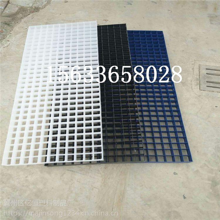污水填料pp网格方孔板片支撑板方塔聚丙烯填料 亿恒