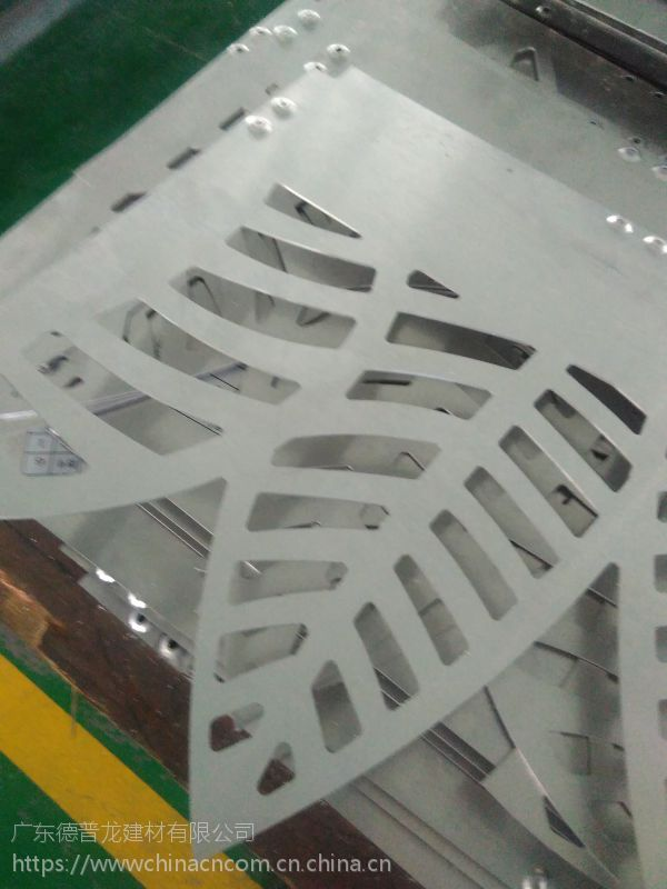 1.5mm户外氟碳漆铝单板 航道工程装修专用的外墙铝单板