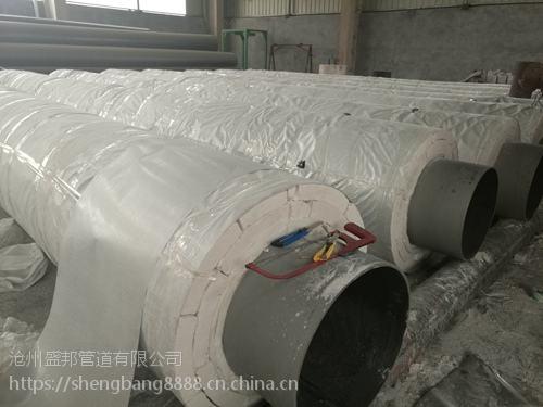 直埋式预制保温管生产厂家