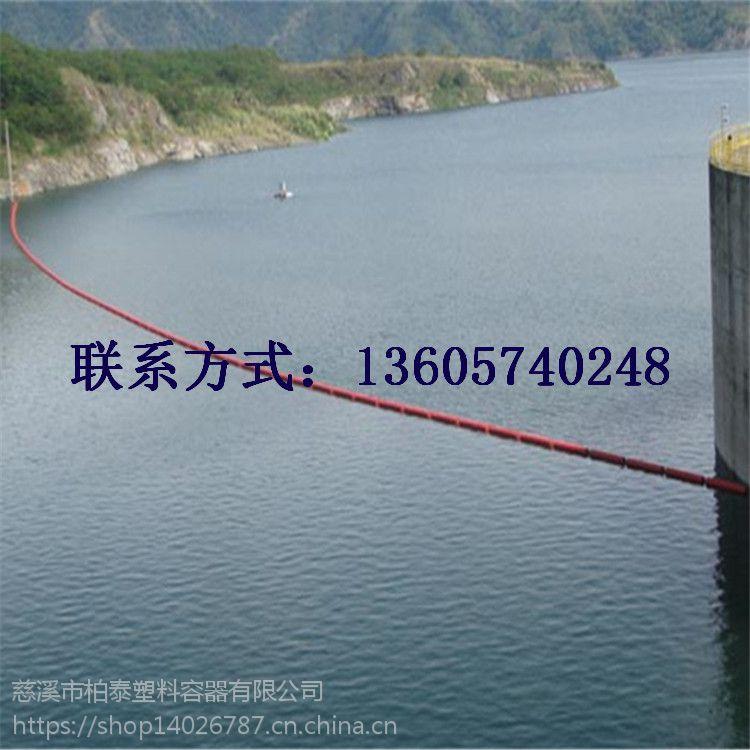苏州市水利工程拦污围栏水上拦截围栏厂家