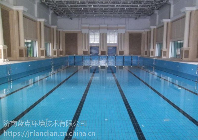 游泳池施工, 游泳池设计施工,首先山东济南蓝点环境