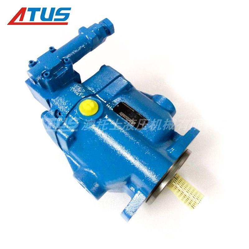 伊顿-威格士液压泵美国EATON原装PVQ系列高压柱塞泵小型液压油泵