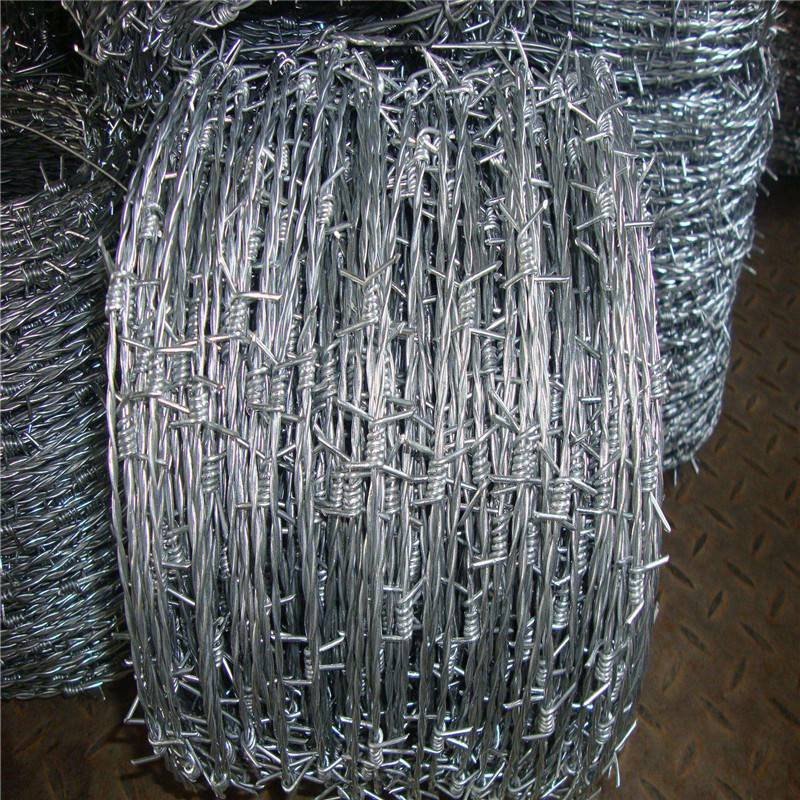 刺绳价格 刺绳护栏网 刀片刺网厂家