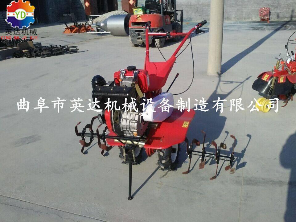小型7.5马力微耕机 犁地机型号 农用锄草机视频