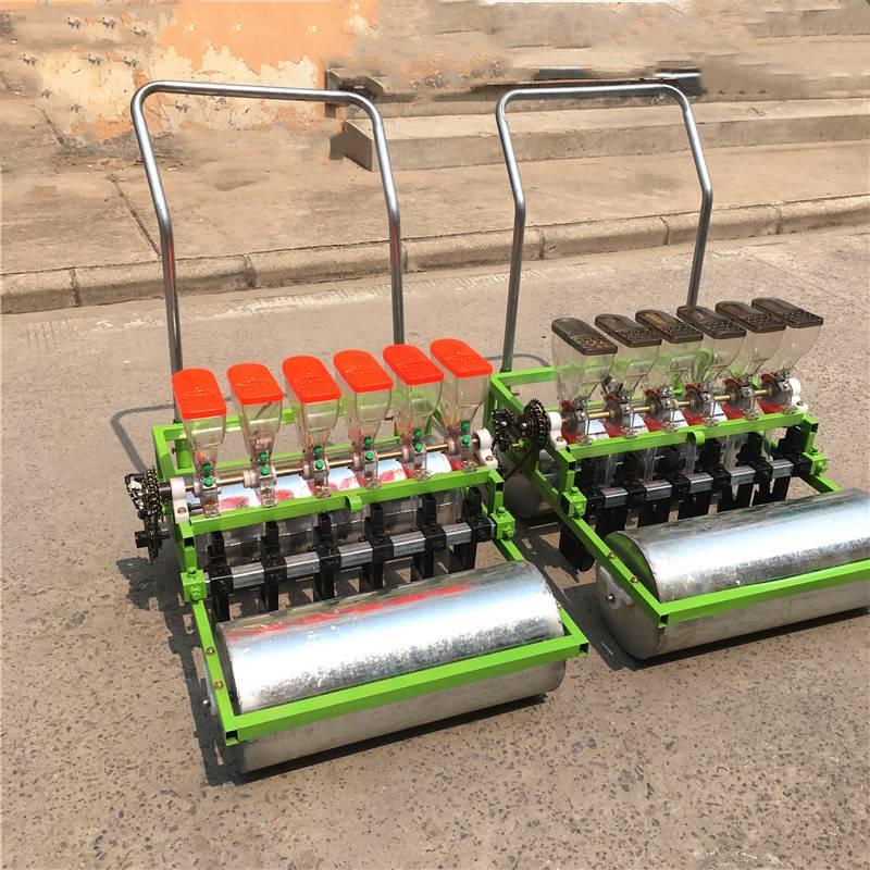 生态果菜园专用免间苗果菜精密播种机 生菜苦菊小香菜精密播种机邦腾制造