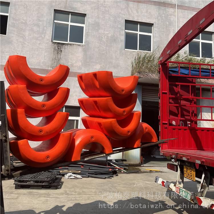 5080抽沙管浮体 航道警示浮筒内河浮标厂家