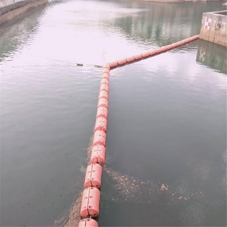 拦污浮筒 水面拦污浮体型号种类价格