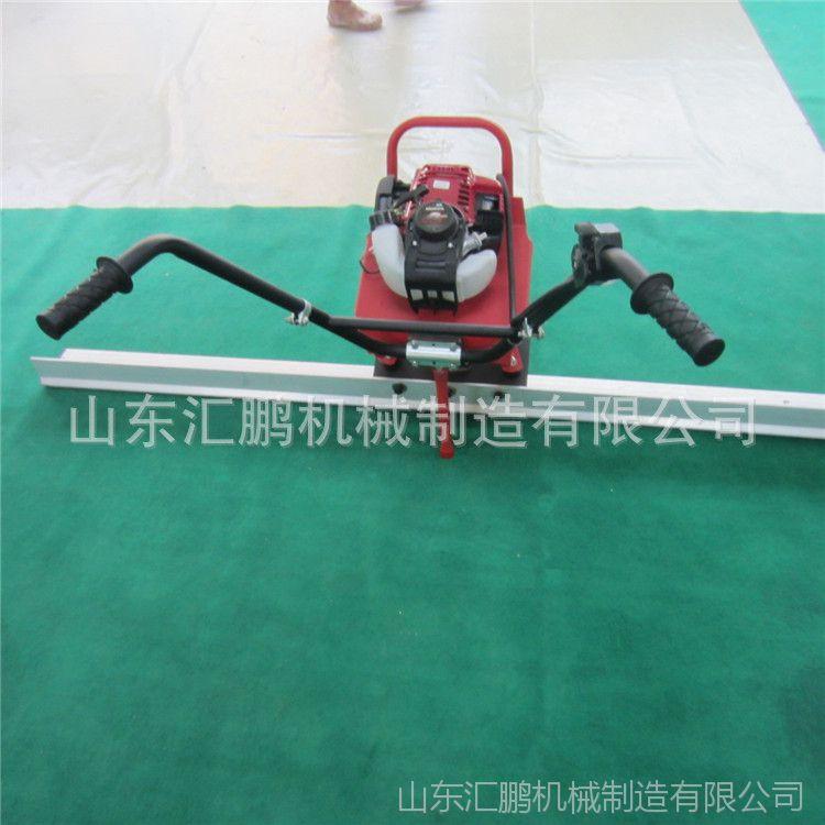 加强型汽油振平尺 地板长度可定制 振动整平机械