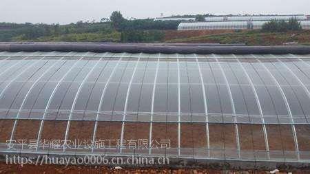 塑料温室大棚的性能特点-温度-光照-湿度-造价低产量高