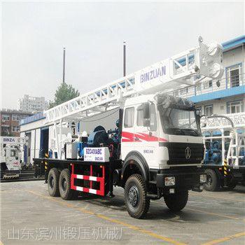 BZC400CDF6×4III车装水井钻机工程钻机、车载钻机