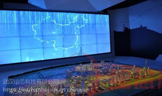 电子沙盘系统,多屏互动,数字展厅