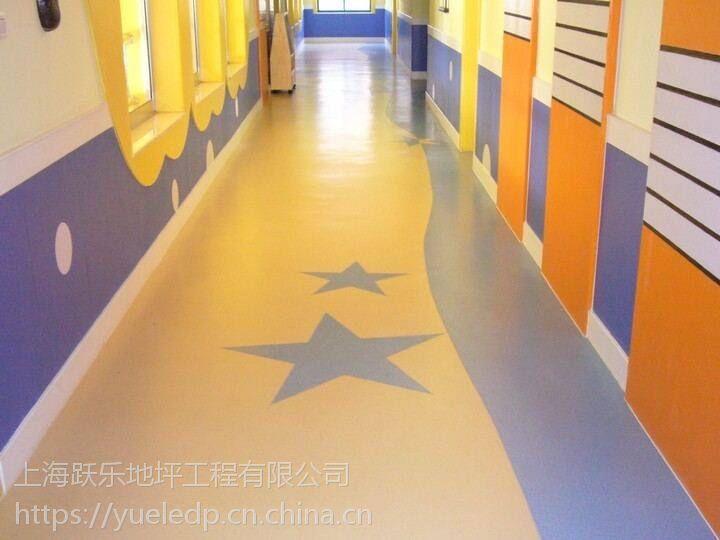 供应 PVC地坪 PVC地板施工 包工包料