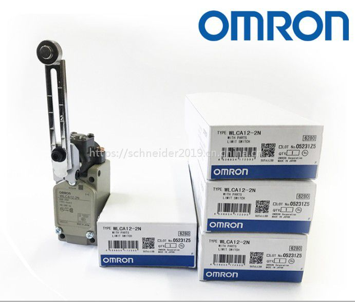 Omron/欧姆龙 WLCA2-2 限位开关【全银点】现货WLCA2