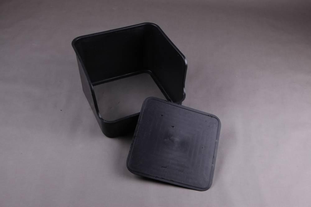 鸭用产蛋窝 黑色鸭窝 提高产蛋率 黑色遮羞 pp料产
