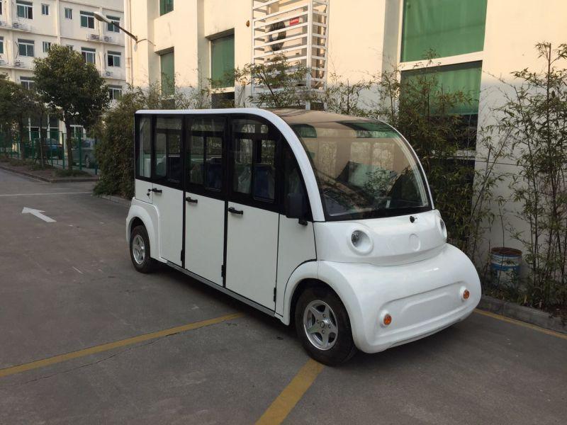 听行业大咖解读电动观光车的未来,苏州利凯士得电动车有限公司