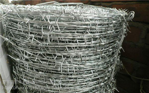 护栏网 刺绳 不锈钢刺绳 镀锌刺绳